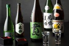 旨い日本酒一杯、いかがですか。