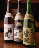 ◆日本酒◆ 全8種類、ご用意しております。