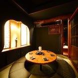 ◆サーロインの間 <円卓掘りごたつ席 6名×1卓>