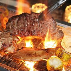 大黒ふ頭海釣り公園 デイキャンプ&BBQ GARDEN