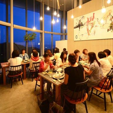 夜景の見えるレストラン YOUR TABLE 岡崎 店内の画像