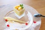 【祝!3周年】 なめらかマンゴームース