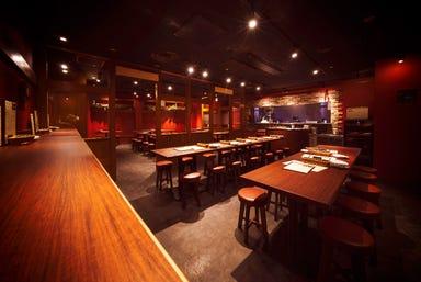 大衆肉バル Kamiichi  店内の画像