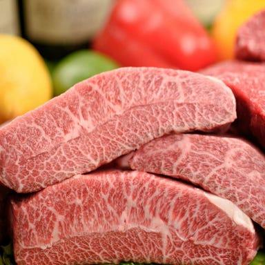 大衆肉バル Kamiichi  こだわりの画像
