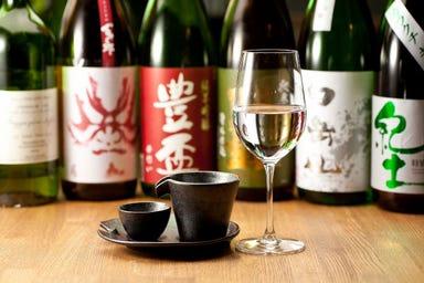 日本酒バル 貝しぐれ 栄店 コースの画像