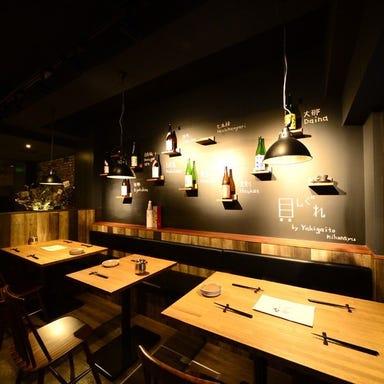 日本酒バル 貝しぐれ 栄店 店内の画像