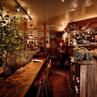 MK Farmers&Grill  店内の画像