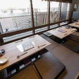 【2~14名様/掘りごたつ席】寛ぎの和空間♪会社宴会、ご近所のお集まりにもぴったり