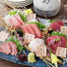 焼津漁港直送のマグロを食べつくす!