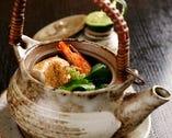 四季折々のお料理をご準備してお待ちしております。