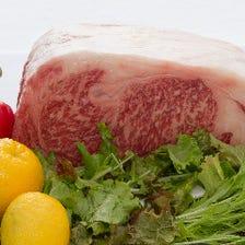全てのお肉が最高級A5ランクの熟成肉