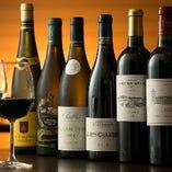 【お肉に合うワイン】料理に合うドリンクも 豊富に。