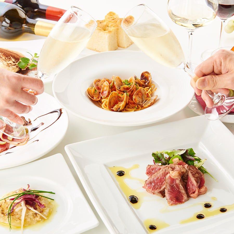 素材、調理法にこだわった料理の数々