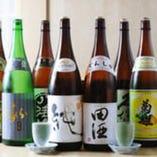 ●日本各地の銘酒● 蔵元から直接買い付けの幻の酒も…