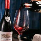 ワイン勉強会、ソムリエ対策のワイン勉強にもご利用頂けます。