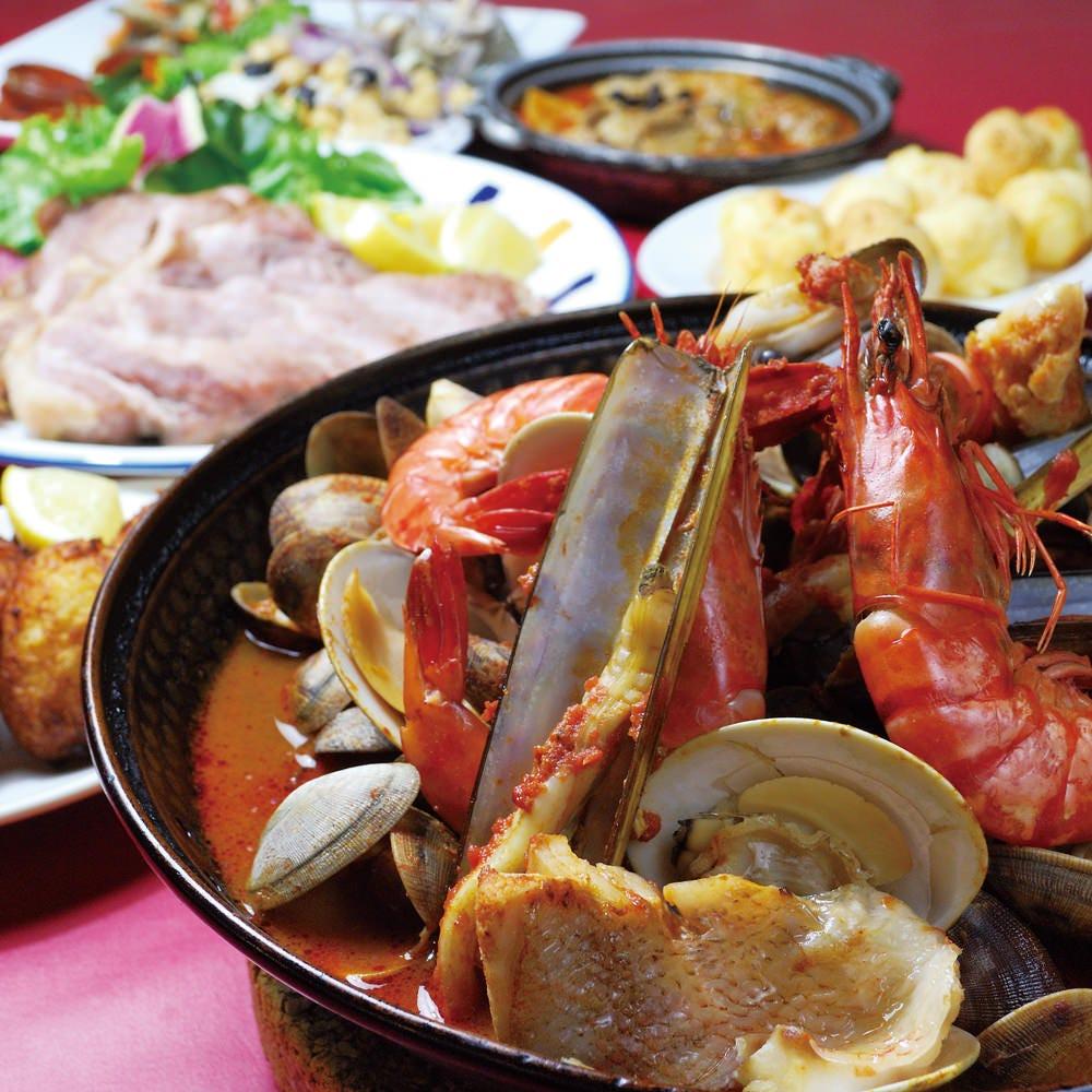 ポルトガル料理 ヴィラモウラ 銀座本店