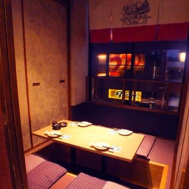 個室居酒屋 えびず 御茶ノ水店 店内の画像