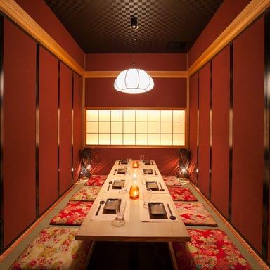 旬の鮮魚菜とうまいもん 天菜 三宮店 店内の画像