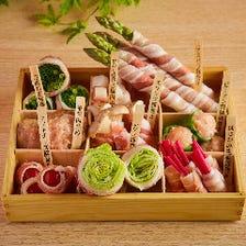 こだわり天ぷらを楽しめる個室居酒屋