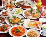 欲張りな皆様に! 火鍋+中華料理コースもご用意♪大満足な宴会