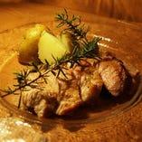 国産豚 肩ロースステーキ