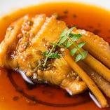鰻の山椒煮