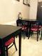 テーブル2席設置しました!家族、友達、恋人と気軽にどうぞ♪