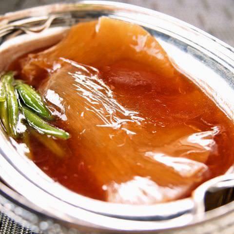 高級食材の本格中国料理をご堪能