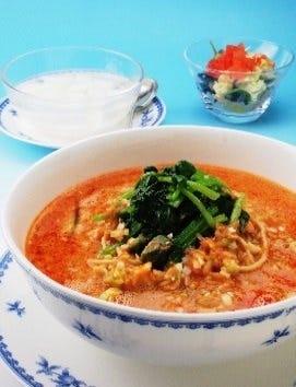 中国料理 桃花林  メニューの画像