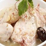●NEW● 参鶏湯クッパ お手軽なハーフサイズが人気♪