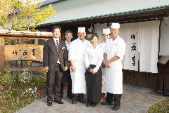 日本料理 心五季