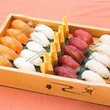 追加のお料理 『お寿司盛り合わせ』