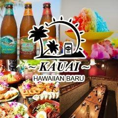 個室ハワイアンバル KAUAI ~カウアイ~高田馬場店