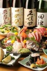 魚と地酒 升亀 MASU‐KAME 品川店