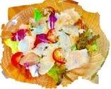 島魚のカルパッチョ
