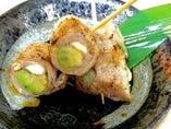 豚バラアボカド&チーズ巻き