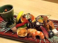 日本料理 なかむら
