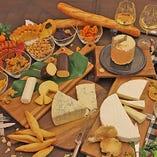 チーズ&ヘルシーフード