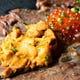 上州牛のうにいくらのせ炙り-山と海の幸の究極マリアージュを-