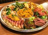 おうちでうにを満喫!お肉とうにの贅沢オードブル(3〜5人前)
