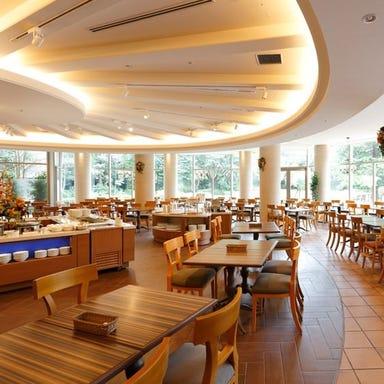 レストラン セントロ フォレスト・イン昭和館 店内の画像