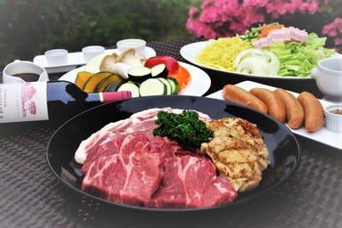レストラン セントロ フォレスト・イン昭和館 メニューの画像