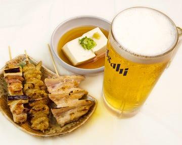 名物宮崎地鶏料理のお店 とりと 堺筋本町 メニューの画像