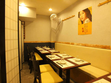 中華料理 食べ飲み放題 味蔵 浜松町店 店内の画像