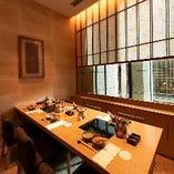 テーブル席個室(4~6名様)