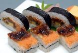 「箱寿司」と「巻寿司」 守り続ける伝統の味です。