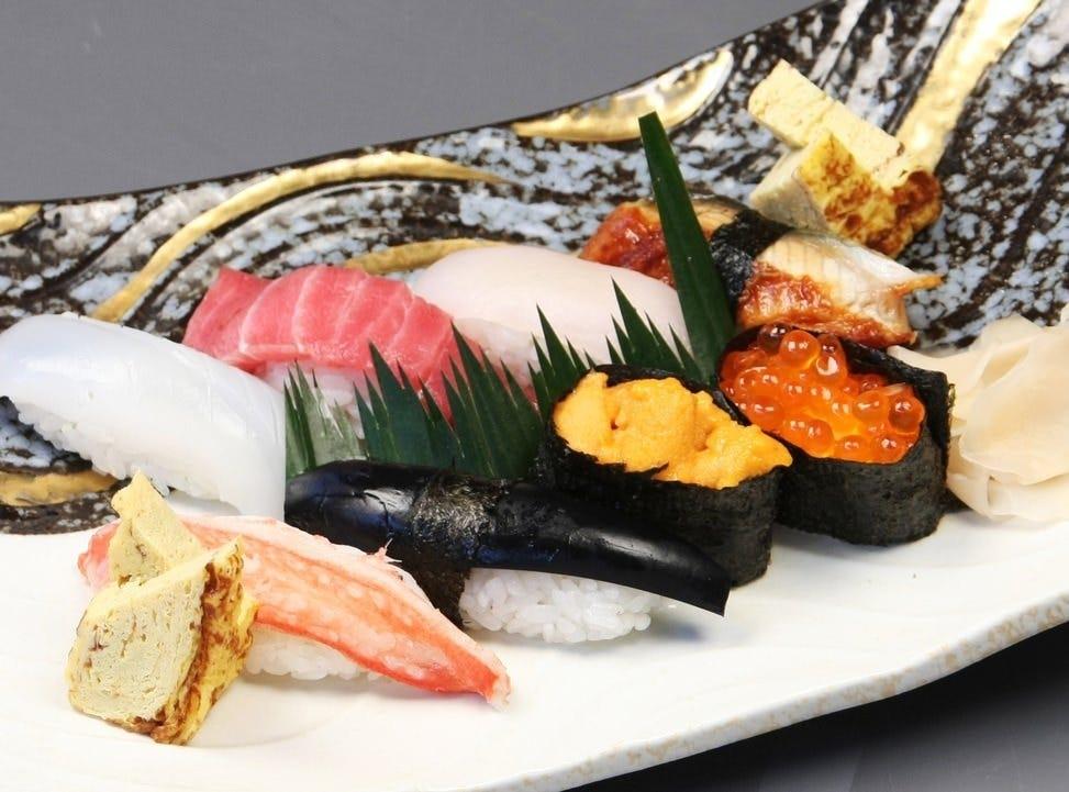 土佐の寿司料理