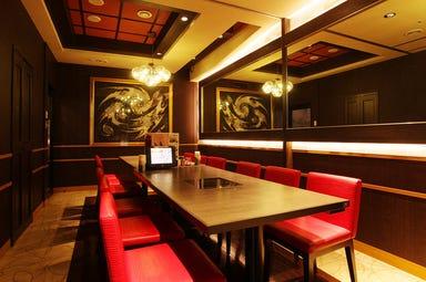MKレストラン 新宿店 店内の画像