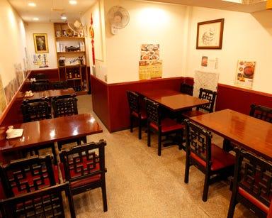 本格中華料理 味覚  店内の画像