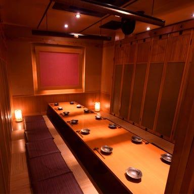 九州個室居酒屋 蔵之助-KURANOSUKE- 姫路駅前店 店内の画像